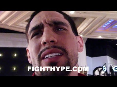 DANNY GARCIA AND ANGEL REACT TO NEAR BRAWL WITH BRANDON RIOS; REVEAL WORDS EXCHANGED