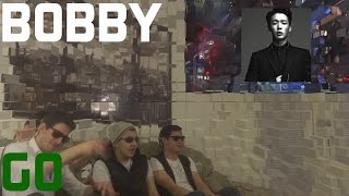 BOBBY - Go (Show Me The Money 3) Live Reaction, Non-Kpop Fan Reaction [HD]