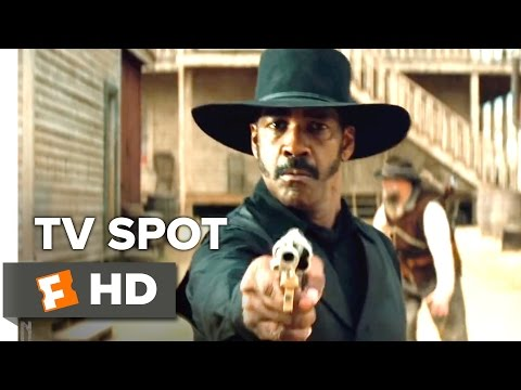 The Magnificent Seven TV SPOT - Army (2016) - Chris Pratt Movie