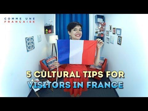 5 Cultural Tips for Visitors in France