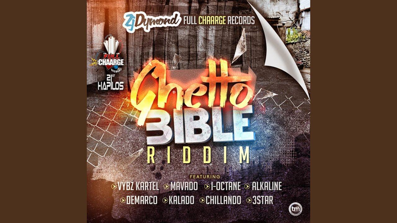Ghetto Bible - Mavado   Shazam
