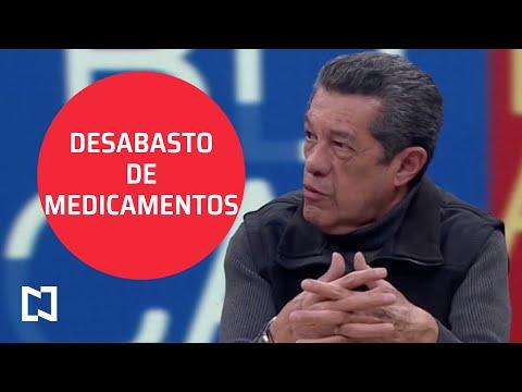 Desabasto de medicamentos en el sector Salud   Caravana Migrante - Agenda Pública