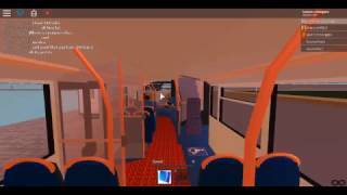 Roblox 300 SUB!!! London Hackney & Limehouse bus Simulator E400H MMC Stagecoah Route 277 with Disco