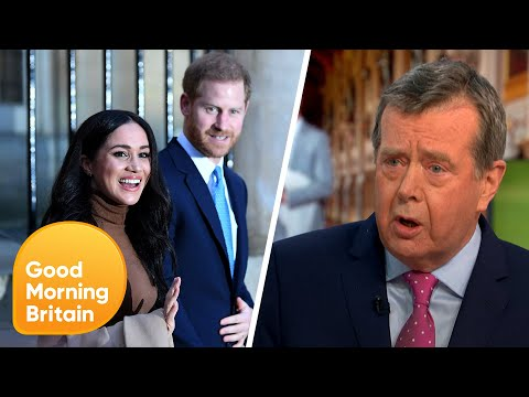 Should We Pay for Prince Harry and Meghan Markle's Security? | Good Morning Britain