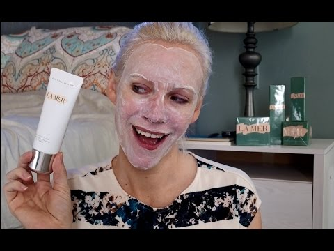 Lux Review: La Mer The Refining Facial