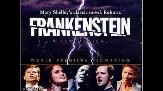 Frankenstein -a new musical- the Modern Prometheus