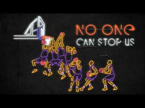 Dipha Barus Ft. Kallula - No One Can Stop Us (Official Lyric Video)