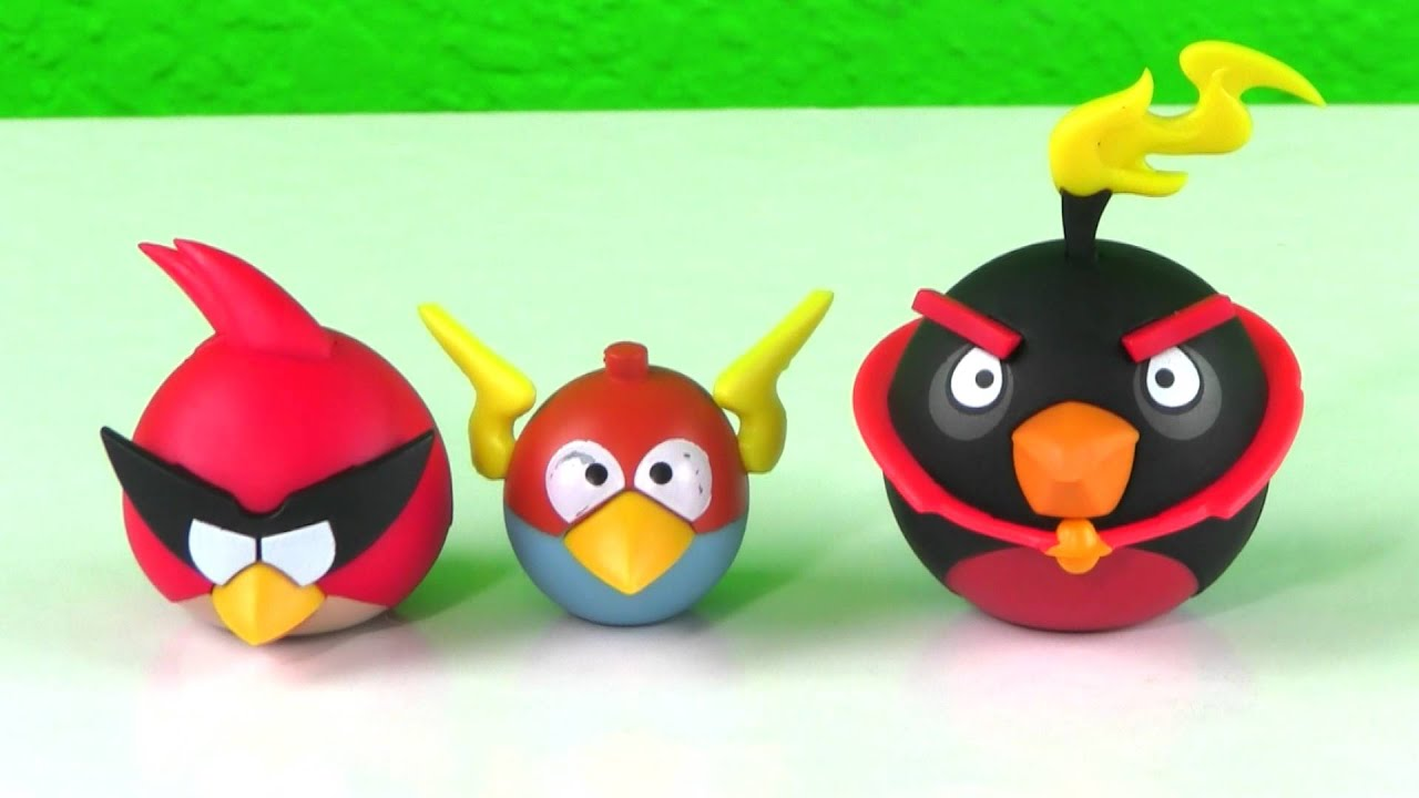 Angry Birds Space Toys : Angry birds space k nex crator crash youtube