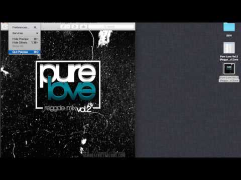 Download Restricted Zone – Pure Love Vol 2 (Reggae Mix) 2017
