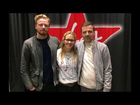 Jack Lowden w/ Mark Gill — Interview about 'England Is Mine' (for Virgin Rafio UK)