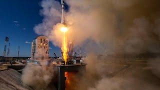 erster Start vom Kosmodrom Wostotschny