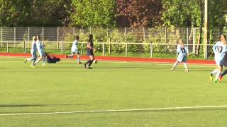 BW Berolina Mitte - FFV Leipzig - Spielszenen (Finale, U13 D-Juniorinnen-Turnier) | SPREEKICK.TV