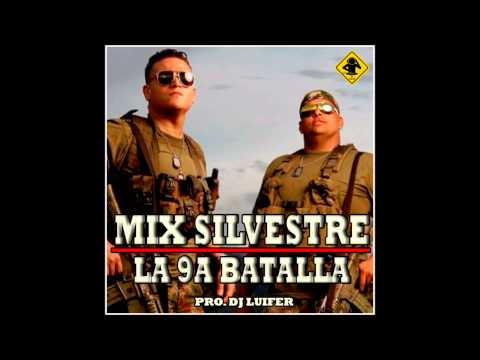 Mix Silvestre (La 9A Batalla) 2013 By Dj Luifer Travel Video