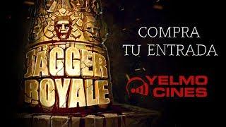 MI PRIMERA PELÍCULA - VENTA DE ENTRADAS #JaggerRoyaleEnYelmo