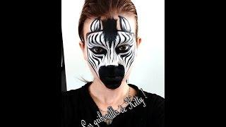 snapchat - je suis un zebre