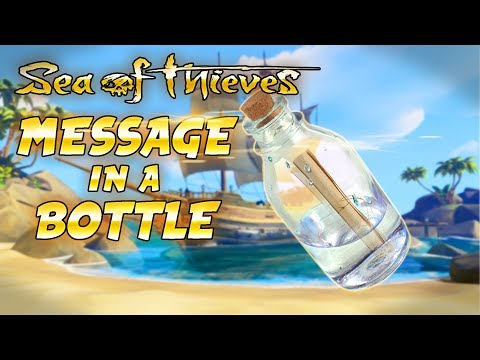 SEA OF THIEVES : Message in a Bottle Quest : Sea of Thieves Gameplay LIVESTREAM! VOD Replay