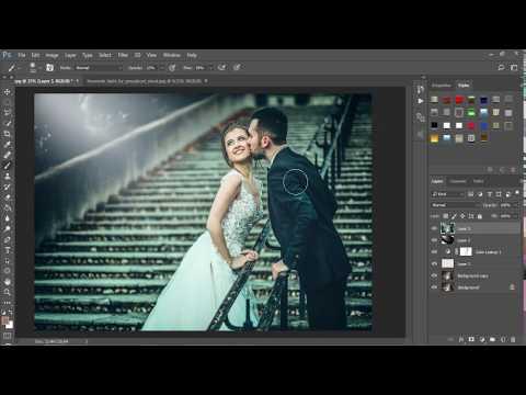 Photoshop Wedding Photo Effects