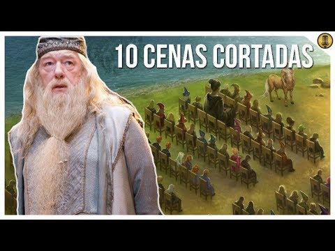 10 Cenas Cortadas dos livros de Harry Potter   1
