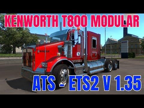 Disponible Kenworth T800