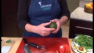 Avocado, Grapefruit And Tuna Salad - Lakeland Cooks!