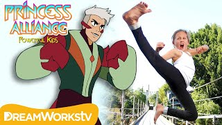 11-Year Old Martial Arts CHAMP Channah Zeitung | PRINCESS ALLIANCE: POWERFUL KIDS