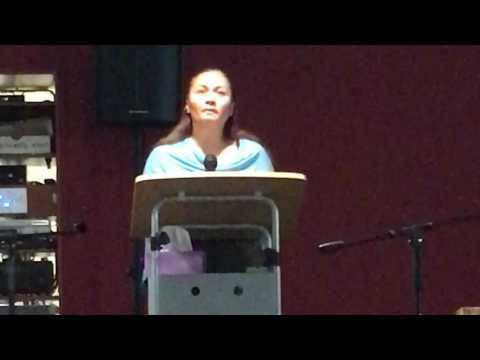 NZ Green Party MP Marama Davidson speaks out about Palestine & her experiences on WBG