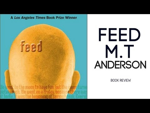 feed by m t anderson Click to read more about feed by m t anderson librarything is a cataloging and social networking site for booklovers.