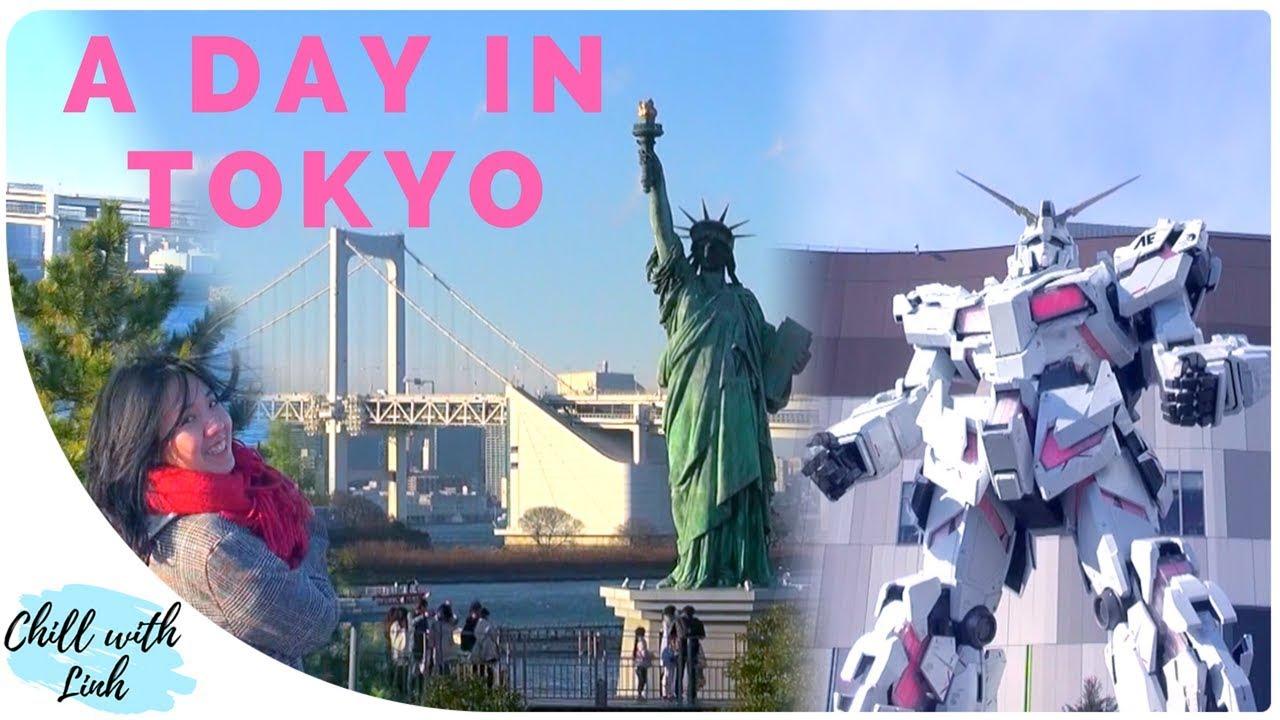 A Day In My Life In Tokyo, Japan: Cirque Du Soleil Kurios, Odaiba, Korea Town and MORE [Vietsub]