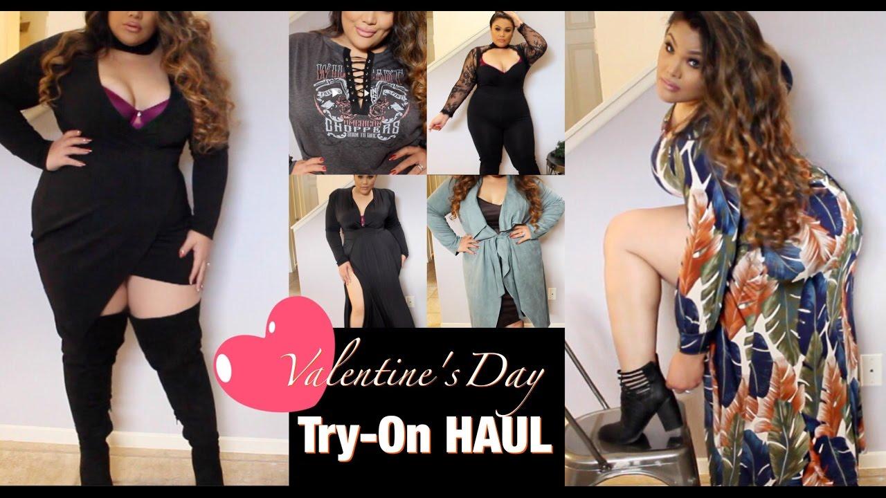 b6f84ac008a Fashion Nova V-Day Try On Haul
