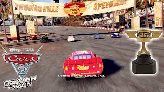 DISNEY CARS 3 DRIVEN TO WIN GAMEPLAY RACING GAME LIGHTNING MCQUEEN LET