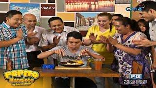 Pepito Manaloto: Half kilo steak eating challenge