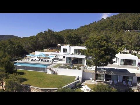 Spectacular modern luxury property for rent - Luxury Villas Ibiza