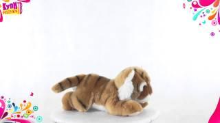 Мягкая игрушка  Тигр 25 см  10 264(http://www.kupirebenku.ru/toys/id/65625 - ещё больше на сайте КупиРебёнку.ру В подарок вы получите Уникальный Коллекционный..., 2012-11-14T13:50:28.000Z)