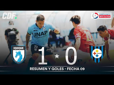 Deportes Iquique Huachipato Goals And Highlights