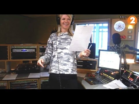 Zoe Ball goes all Northern Soul on The Chris Evans Breakfast   Tues 27th May