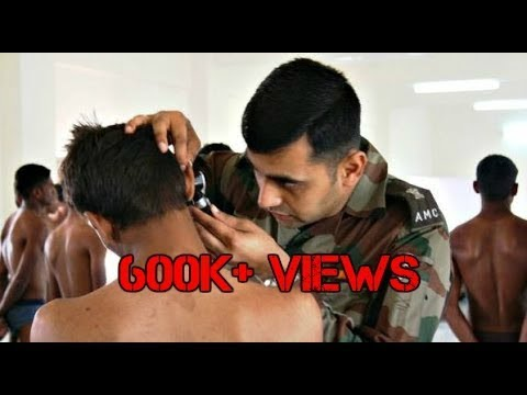 SSB MEDICAL EXAMINATION PROCEDURE! || WHY MOST OF THE CANDIDATES GET MEDICAL OUT?