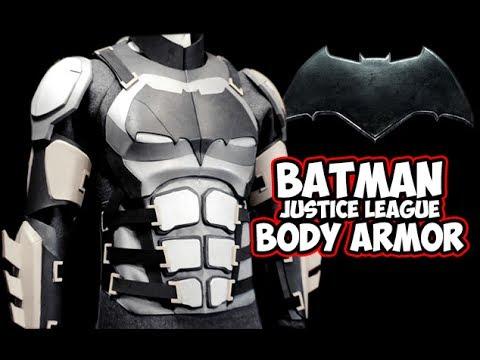 Batman Justice League costume Armor Cosplay build
