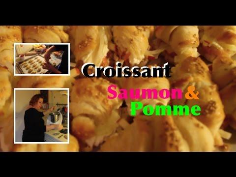 recette-croissant-saumon-&-pomme-une-idée-petit-four-au-thermomix