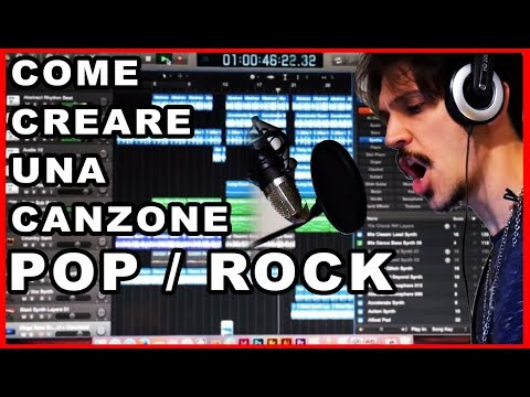 COME CREARE UNA CANZONE POP ROCK..SENZA TALENTO - feat.The Suckerz