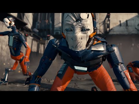 """Unity Engine Demo - Full Real Time Rendered """"Adam"""" Short Film (Realistic Graphics)"""