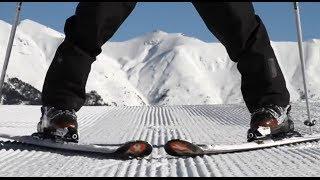 Урок 6 - Как научиться тормозить на горных лыжах? #6
