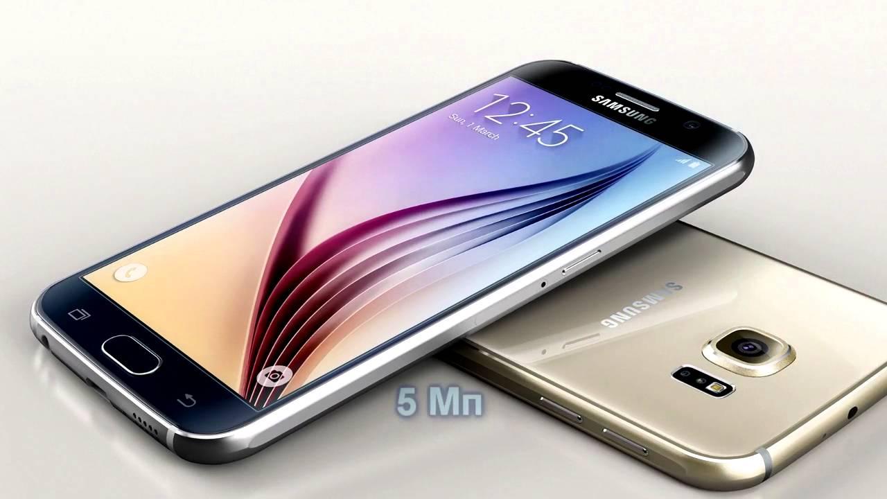 Lækker Samsung Galaxy S6 mini новинка - YouTube DD-17