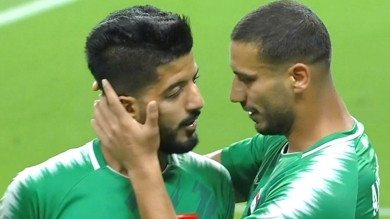 ملخص مباراة العراق والإمارات 2-0   تعليق خالد الحدي   كأس الخليج 2019 خليجي 24