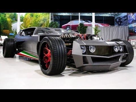 HATE IT OR LOVE IT!? Lamborghini Espada Rat Rod!