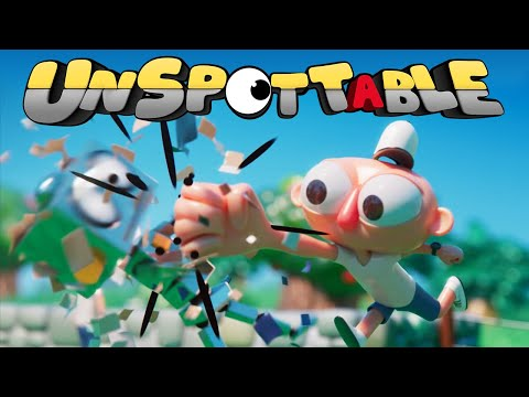 Unspottable - GOING HAM!! (4 Player Gameplay) |