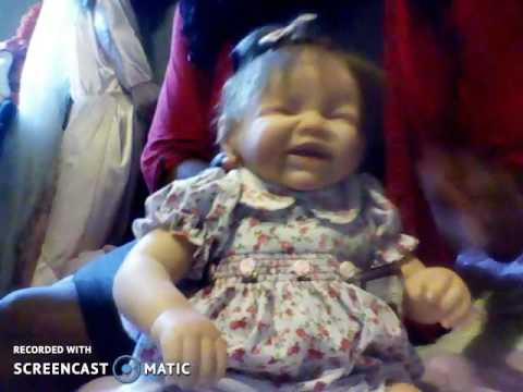 Box Opening Ashton Drake Doll Full Body Baby Joins My