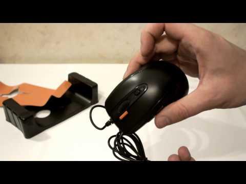 Миша A4Tech N-70FX-1 USB Black (4711421868617)