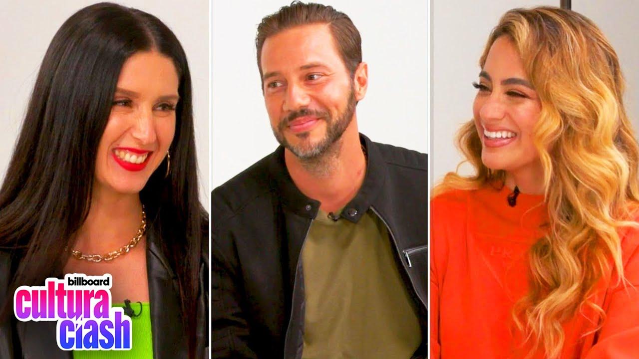 Watch Ally Brooke, Francisca Valenzuela & Nick Huff Barili Talk About Latinx | Cultura Clash