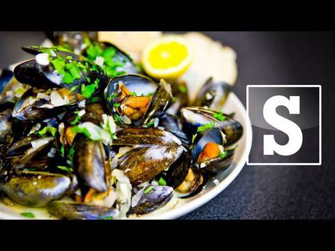 MUSSELS MARINIERE RECIPE - SORTED
