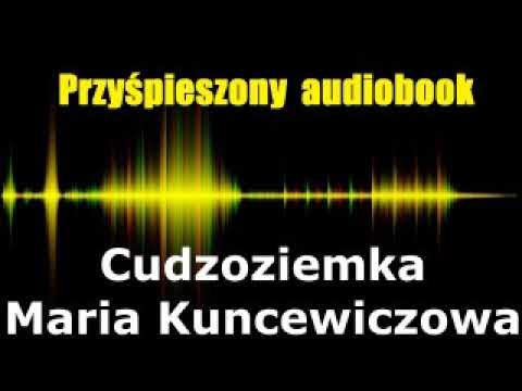 Cudzoziemka - Maria Kuncewiczowa | AudiobookPL